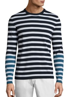 Michael Kors Striped Wool Tee