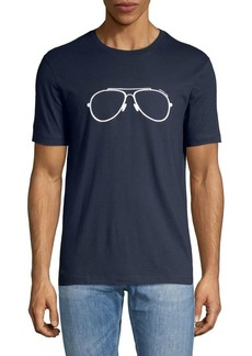 Michael Kors Sunglasses Graphic Cotton Tee