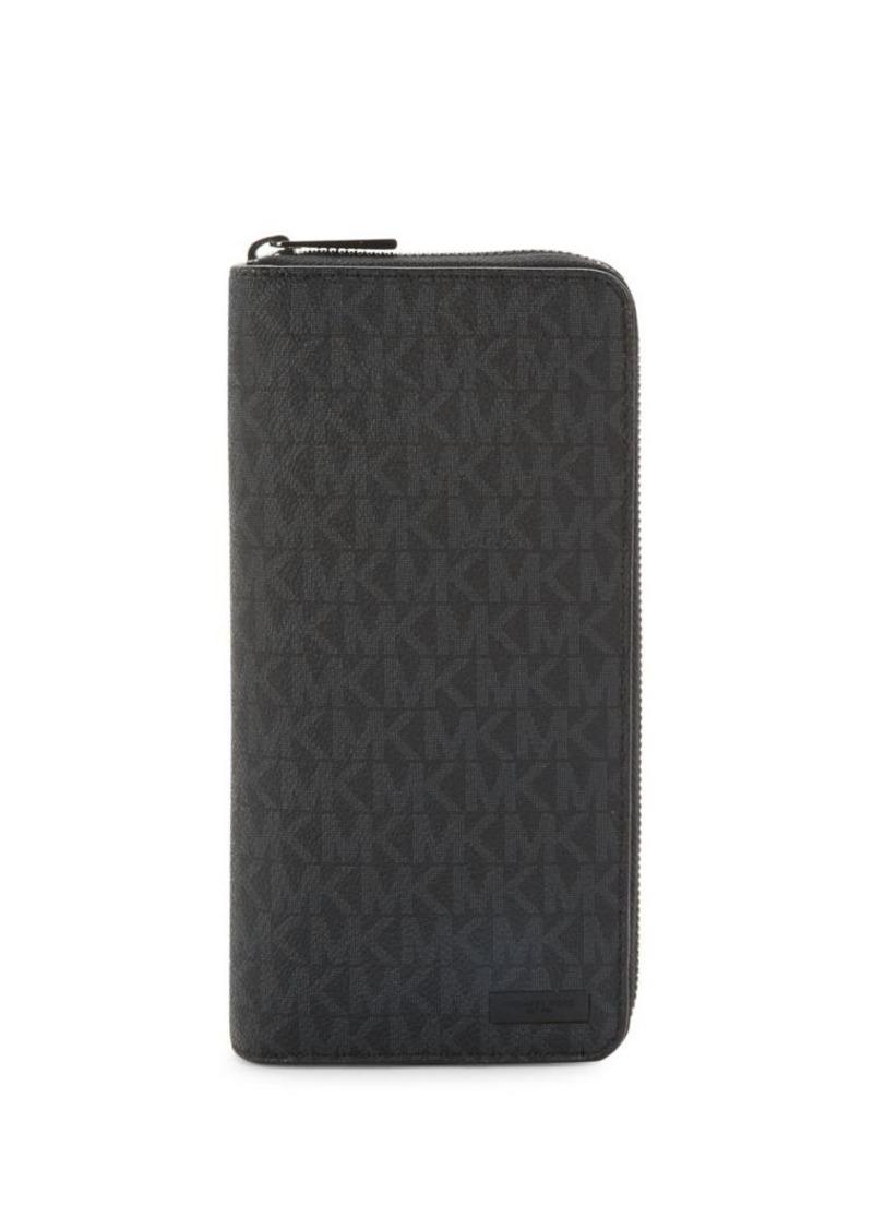 008dfa9eb8b0 Michael Kors Michael Kors Tech Zip Around Wallet | Misc Accessories