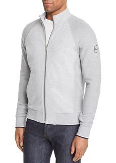 Michael Kors Texture-Block Track Jacket