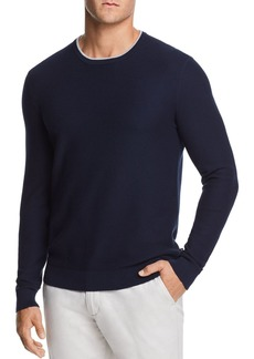 Michael Kors Textured Crewneck Sweater - 100% Exclusive