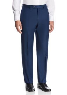 Michael Kors Textured Solid Classic Fit Suit Pants - 100% Exclusive