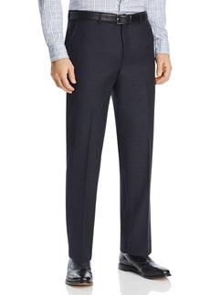 Michael Kors Tonal Plaid with Windowpane Classic Fit Suit Pants