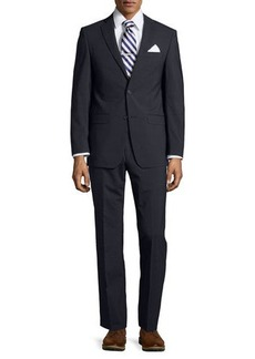 Michael Kors Modern-Fit Two-Button Wool-Blend Two-Piece Suit