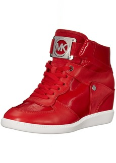 Michael Kors Women's Nikko High Top Fashion Sneaker   M US