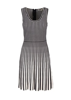Michael Michael Kors geometric print dress