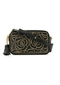 6de6b76c5495 Michael Kors Michael Kors Bancroft Leopard Tartan Satchel Bag | Handbags