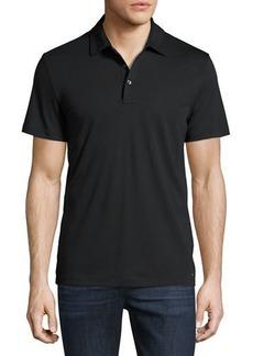 Michael Kors MK Sleek Cotton Polo Shirt
