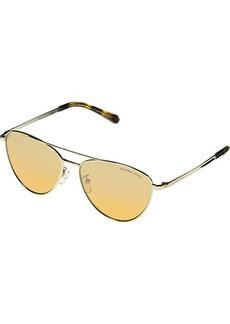 Michael Kors MK1056 Barcelona Aviator Sunglasses 58mm