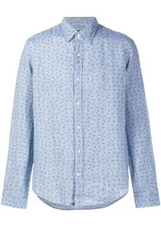 Michael Kors monogram-print shirt