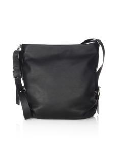 Michael Kors Naomi Leather Shoulder Bag