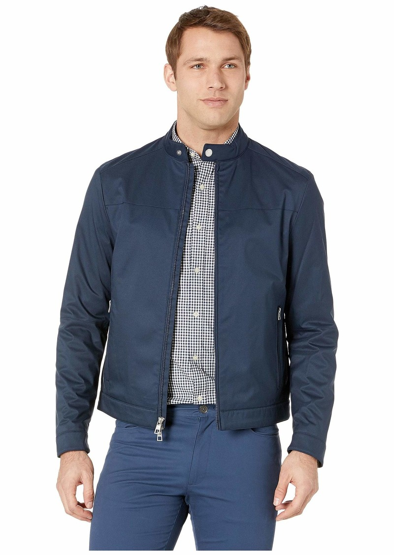 Michael Kors Nylon Racer Jacket