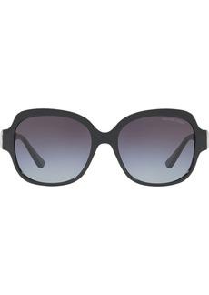 Michael Kors oversized tinted sunglasses