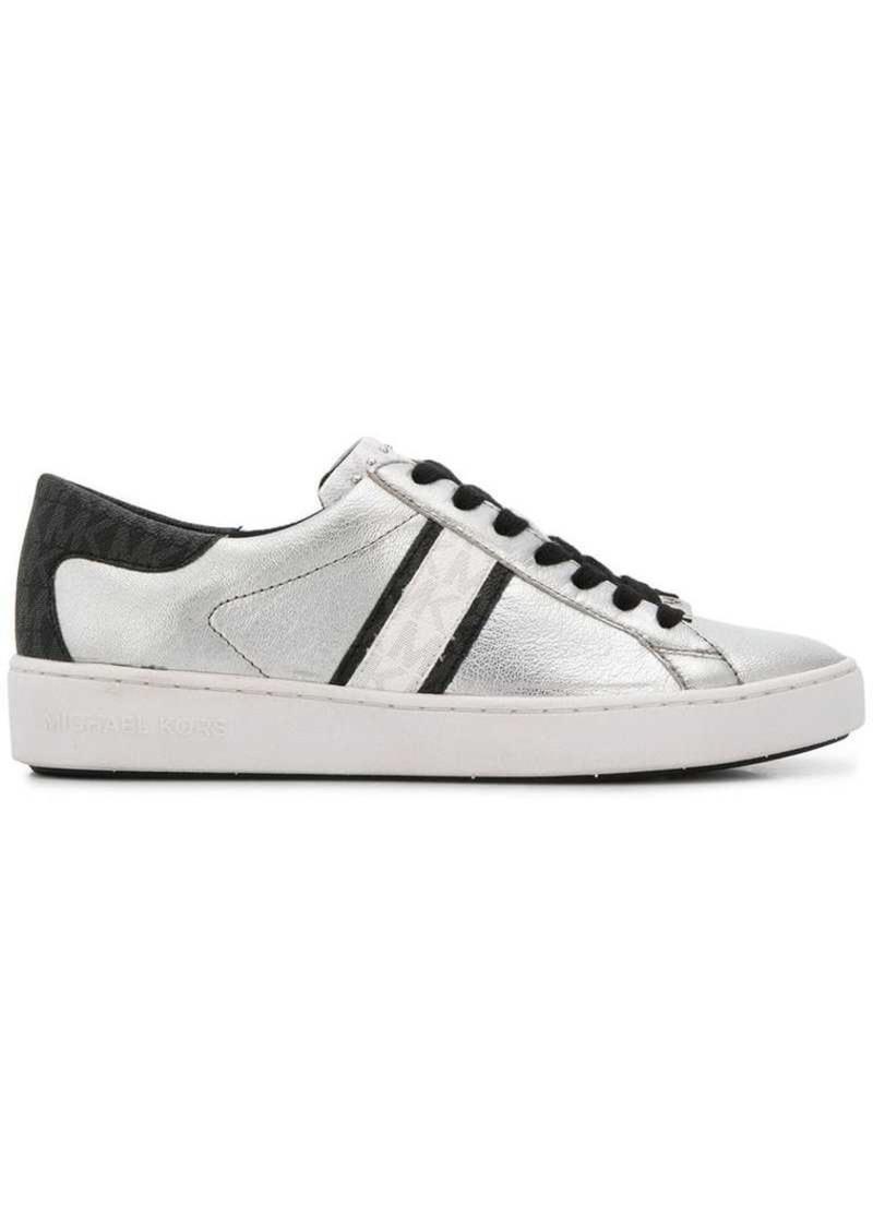 Michael Kors panelled sneakers