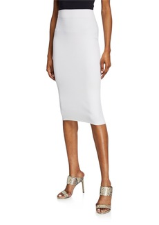 Michael Kors Pencil Knee Skirt