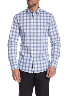 Michael Kors Plaid Classic Fit Shirt