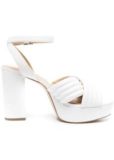 Michael Kors platform-sole sandals