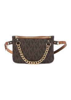 MICHAEL Michael Kors Pull Chain Belt Bag