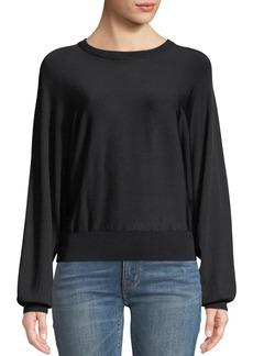 Michael Kors Pullover Dolman-Sleeves Top