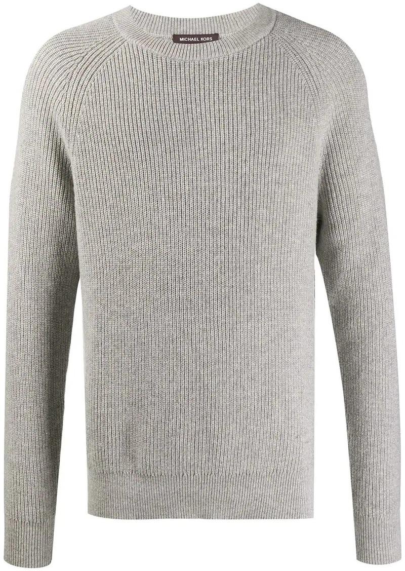Michael Kors rib knit jumper