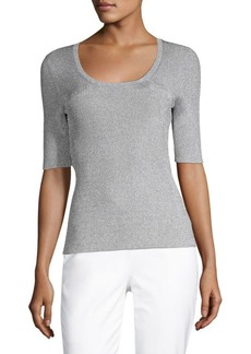 Michael Kors Ribbed Tee
