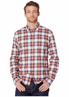 Michael Kors Rory Slim Long Sleeve Button Down Collar