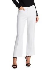 Michael Kors Sable Cropped Flare-Leg Pants