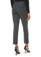 Michael Kors Samantha Cropped Stretch Wool Pants