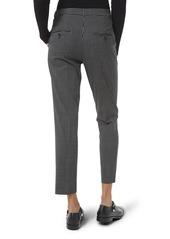 Michael Kors Samantha Grid Plaid Pants