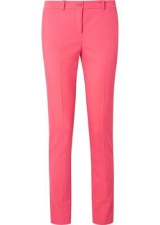Michael Kors Samantha Wool-blend Crepe Skinny Pants