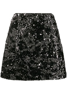 MICHAEL Michael Kors sequin embellished skirt