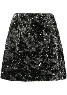 MICHAEL Michael Kors sequin embellished skirt