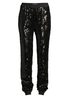 Michael Kors Sequin Jogger Pants