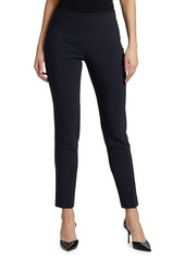 Michael Kors Side Zip Wool-Blend Pants