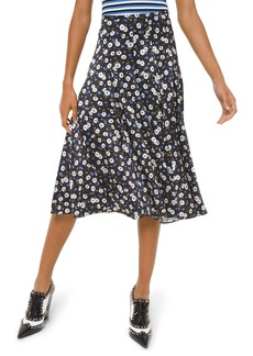 Michael Kors Silk Dance Skirt