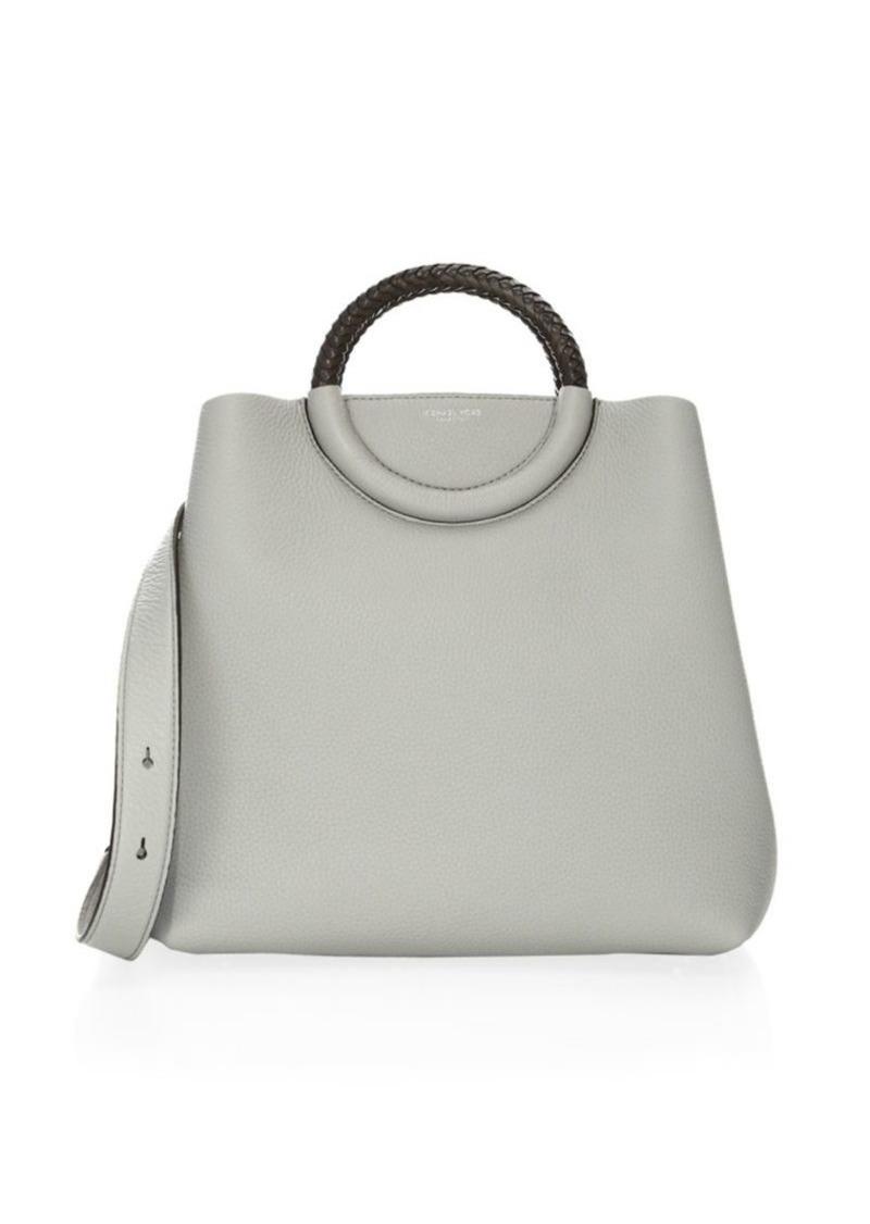 4774f54bec3a24 Michael Kors Skorpios Leather Market Bag | Handbags