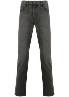 Michael Kors slim-fit stonewashed-effect jeans