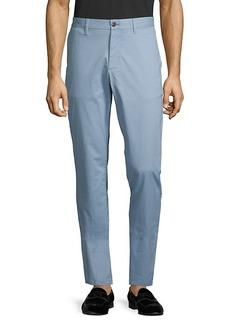 Michael Kors Slim-Fit Stretch-Cotton Chino Pants
