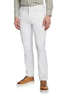 Michael Kors Slim-Fit Stretch Jeans