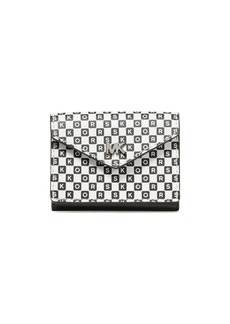 MICHAEL Michael Kors Small Money Pieces Leather Envelope Wallet
