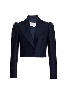 Michael Kors Spencer Cropped Jacket