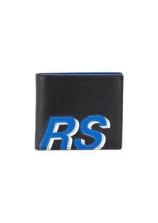 Michael Kors stitched branded wallet
