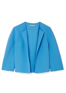 Michael Kors Stretch-wool Crepe Jacket