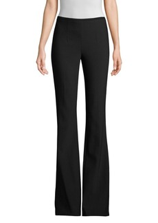Michael Kors Stretch-Wool Flare Pants