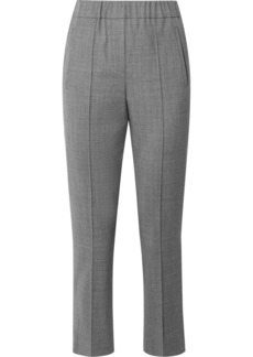 Michael Kors Stretch-wool Straight-leg Pants
