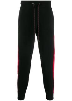 Michael Kors stripe detailed track pants