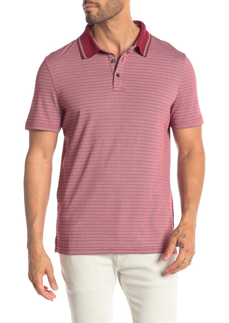505c981b Michael Kors Striped Polo Shirt   Casual Shirts