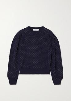 Michael Kors Studded Merino Wool Top