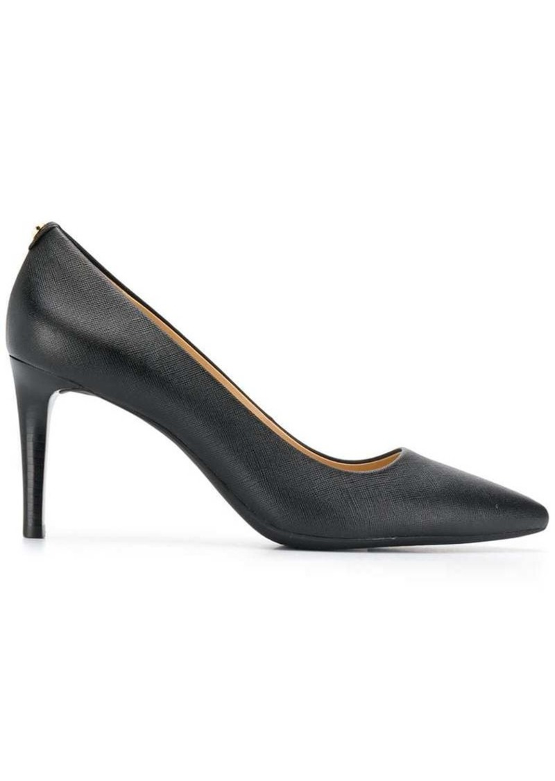 Michael Kors textured pump