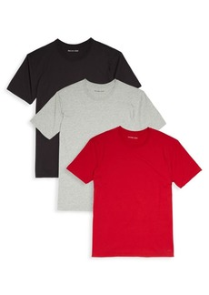 Michael Kors Three-Pack Perfect Cotton Tees